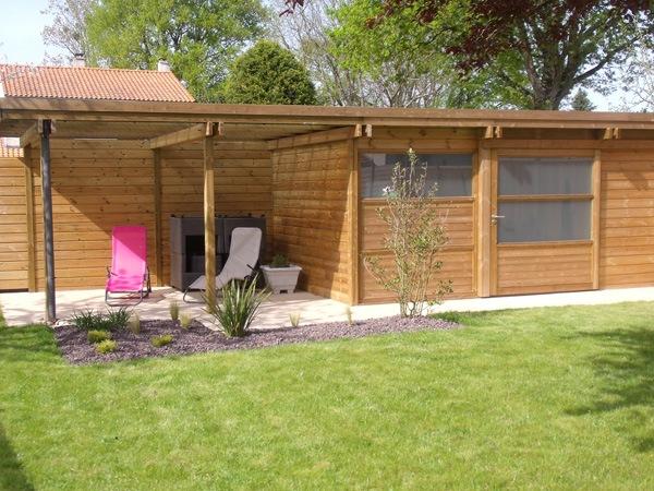 abris et carport jardins de r ve. Black Bedroom Furniture Sets. Home Design Ideas