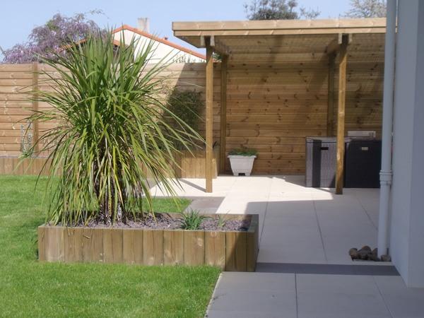 jardins de r ve paysagiste vertou abris et carport. Black Bedroom Furniture Sets. Home Design Ideas