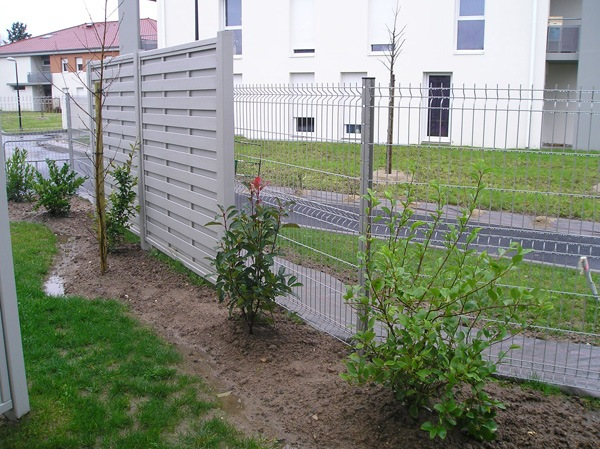 jardins de r ve paysagiste vertou cl tures et portail. Black Bedroom Furniture Sets. Home Design Ideas