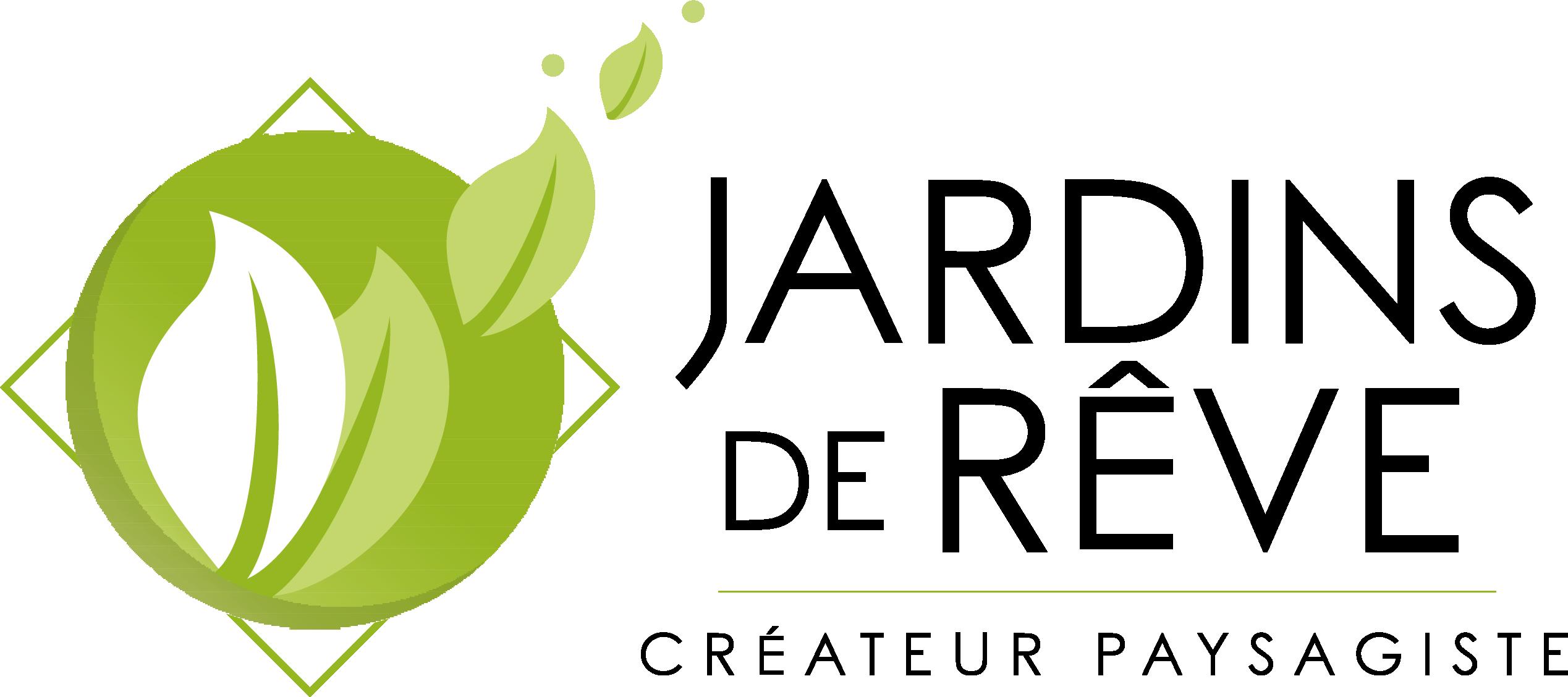 Logo jardins de rêve