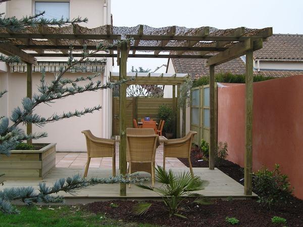 jardins de r ve paysagiste vertou nantes sud loire patio. Black Bedroom Furniture Sets. Home Design Ideas
