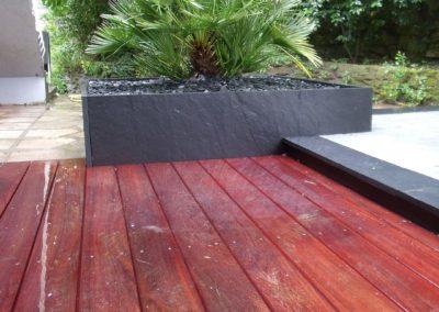 Terrasse-plancher
